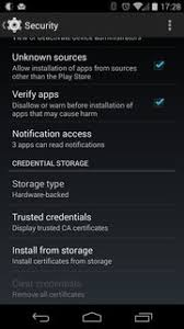 notification settings android settings notification access in kitkat android enthusiasts