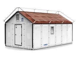 Ikea Flatpack Vertical Garden Ikea Refugee Shelter To Be Redesigned Following Safety Fears And