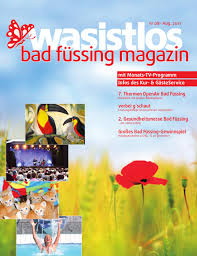 wasistlos bad füssing magazin 08 11 by remark marketing