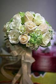 Silk Bridal Bouquets Best 25 Silk Bridal Bouquet Ideas On Pinterest Peonies Bouquet