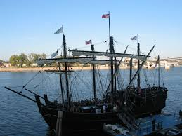 welcome aboard the ships of discovery the niña and the pinta