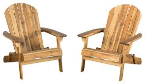 denise austin home milan outdoor folding adirondack chair set of