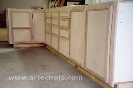 fabriquer cuisine fabrication meuble cuisine meuble cuisine promo meubles rangement