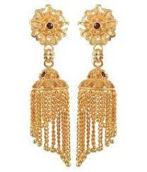 images of earrings in gold earrings buy gold diamond earrings designs at best