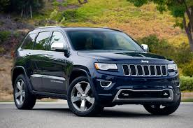 jeep van 2014 2014 jeep grand cherokee overland review photo gallery autoblog