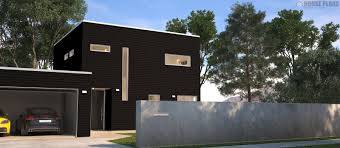 Shotgun House Plans Designs Modern Cube Shaped House Architecture Design Idea Home Cubical