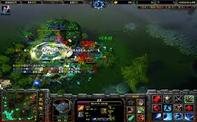 World Of Warcraft Maps by Warcraft 3 Map Allows You To Use Dota 2 Heroes Vs League Of