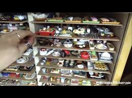 kitchen collectables store how to store re ment collectables