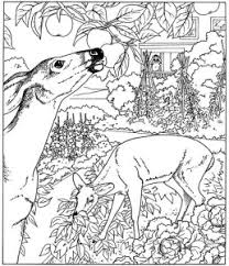 hard christmas coloring pages to color coloring page for kids