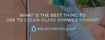 what is the best thing to use to clean wood cabinets what is the best thing to use to clean glass shower doors