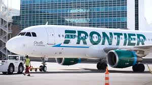 Frontier Carry On by Frontier Airlines Charges With Discrimination By Female Pilots