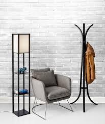 Japanese Floor Lamp Adesso 3138 01 Wright 63
