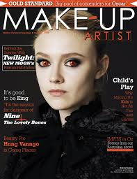 magazines for makeup artists issue no 81 cover 1 www makeupmag make up artist magazine