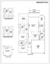 Homes Floor Plans by Floor Plans Manhattan Kentucky Real Estate