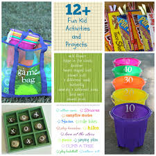 12 fun kid activities and projects organize and decorate everything