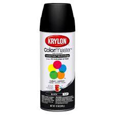 Exterior Metal Paint - krylon colormaster flat enamel