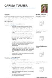 account executive resume assistant account executive resume sles visualcv resume