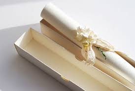 wedding scroll invitations make your own vintage style scroll wedding invitations the