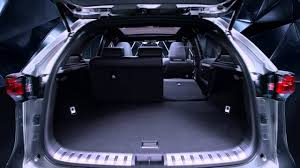 lexus nx turbo paultan striking angles the new lexus nx 200t boot space youtube