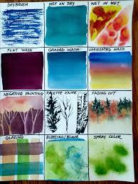 best 25 watercolor negative painting ideas on pinterest
