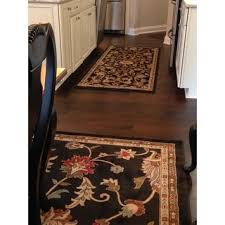 Floral Runner Rug Lanier Traditional Floral Runner Rug 3 X 7 Free Shipping
