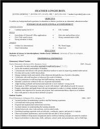 Summary For Resume Example by Professional Summary Resume Examples