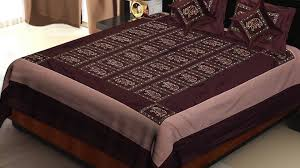 Bedsheets Jaipuri Silk Bed Sheets At Jaipur Fabric Youtube