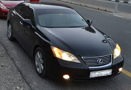 lexus es 350 for sale in uae used lexus es 350 4 door 3 5l 2007 car for sale in sharjah 749727