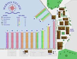 San Diego Convention Center Map by Marina Village Marina Map