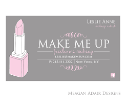 inspirational business cards 11 makeup artist business card makeupideas info
