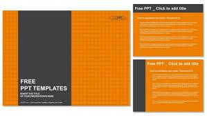 orange checkers background powerpoint templates