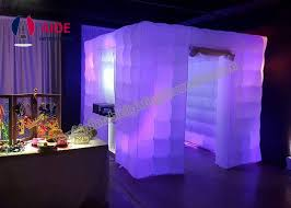 photo booth lighting wedding decorations photo booth led event