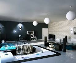 Bedroom Furniture Black Modern And Stylish Masculine Bedroom Furniture Black Arch Lam And