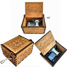 Engravable Music Box Collectible Music Boxes Ebay