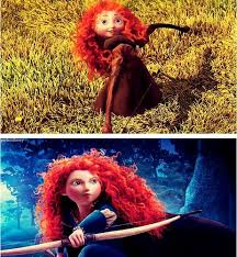 merida angus in brave wallpapers brave images young and old merida wallpaper and background photos