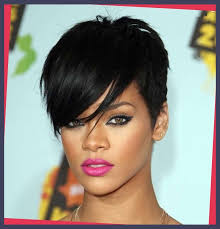 pictures of hairstyles front and back views rihanna short hairstyles front and back view for head suitable for