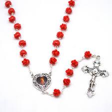 sacred heart rosary limited edition sacred heart of jesus rosary christian catholic shop