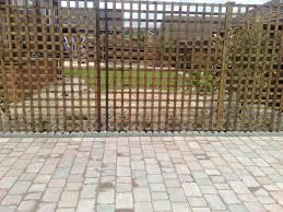 Metal Garden Trellis Uk Garden Fencing Edinburgh The Garden Construction Companythe