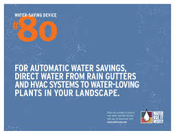 100 ways to conserve water download the poster