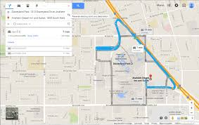 Google Maps Walking Directions Google Maps Tutorial The Dis Disney Discussion Forums