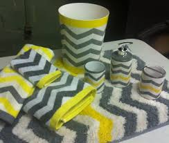chevron bathroom ideas trendy yellow and gray bathroom rug ideas rug ideas