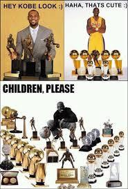 Kobe Lebron Jordan Meme - jordan vs lebron vs kobe really children please the