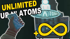 how to get unlimited up n u0027 atoms in zombies in spaceland not
