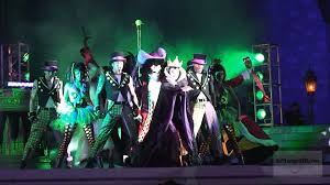 mickey s halloween party 2017 disneyland mickey u0027s not so scary halloween party 2012 villains dance mix