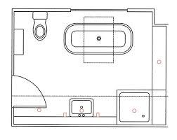 Bathroom Floor Plan Ideas by Bathroom Floor Plans Excellent Master Bathroom Design Plans