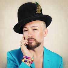 boy photo album the quietus news new boy george album details
