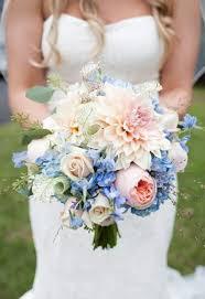 wedding flowers blue cafe au lait dahlias wedding flowers in season now brides