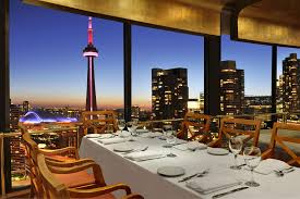 Blind Restaurant Toronto Toronto Dining U2013 From The Top Of The Cn Tower To The Waterfront