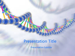 dna processing powerpoint templates and backgrounds