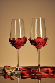 best 25 wedding chagne flutes ideas on diy wedding